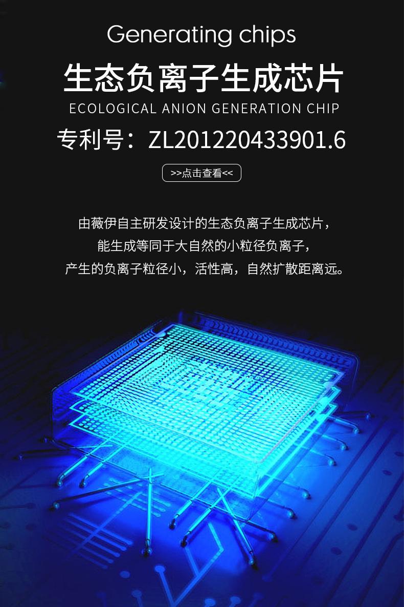 森肽基负离子机专利技术